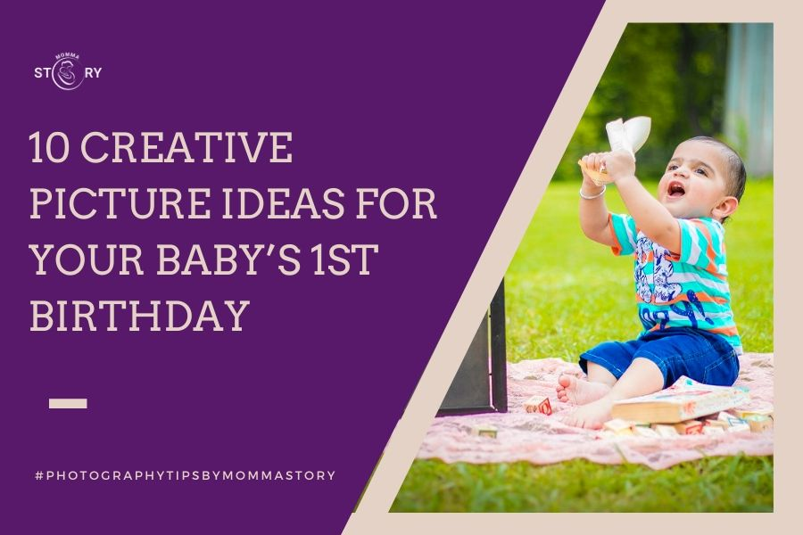 Pre birthday shoot Ideas